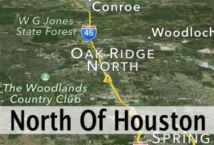 North Of Houston